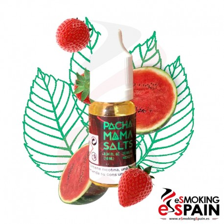 Strawberry Watermelon PachaMama Salts 10ml