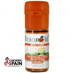 Aroma FlavourArt Lime flavor Hahity Cold Pressed