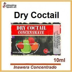 Dry Coctail Concentrado Inawera 10ml