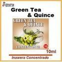Green Tea & Quince Concentrado Inawera 10ml