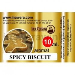 Inawera Tino d'milano Spicy Biscuit