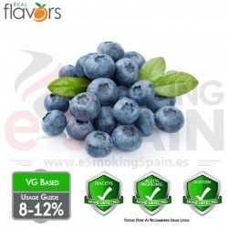 Aroma Real Flavors Blueberry