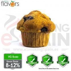 Aroma Real Flavors Blueberry Muffin