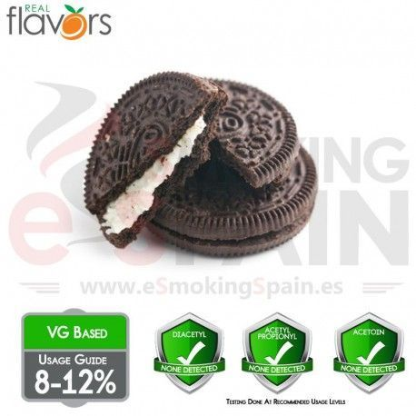 Aroma Real Flavors Cookies and Cream