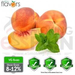 Aroma Real Flavors Peachy Mint
