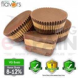 Aroma Real Flavors Peanut Butter Cup