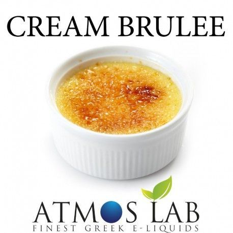 Aroma ATMOS LAB Creme Brulee flavour 10ml