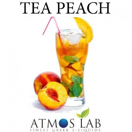 Aroma ATMOS LAB Tea Peach flavour 10ml