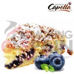Aroma Capella Blueberry Cinnamon Crumble