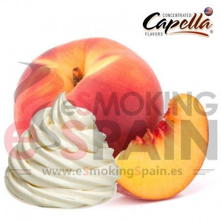 Aroma Capella Peaches and Cream