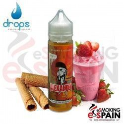 Alexander Drops conquerors 50ml E-Liquid