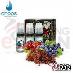 Hannibal Drops conquerors 3X10ml E-Liquid