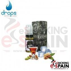 Cool Winter  Drops Four Seasons 10ml  E-Liquid