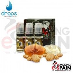 Ramses Drops conquerors 3X10ml E-Liquid