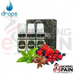 Perpetual Spring Drops Four Seasons  3X10ml E-Liquid