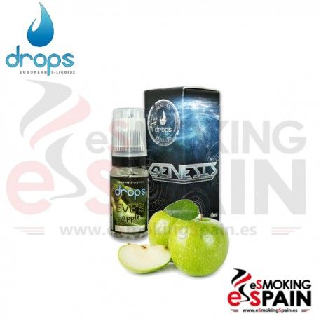Eve's Apple Drops 10ml E-Liquid
