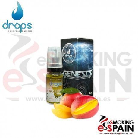 Golden Mango Drops 10ml E-Liquid