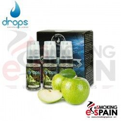 Eve's Apple Drops 3X10ml E-Liquid