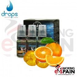 Orange's Experience Drops 3X10ml E-Liquid