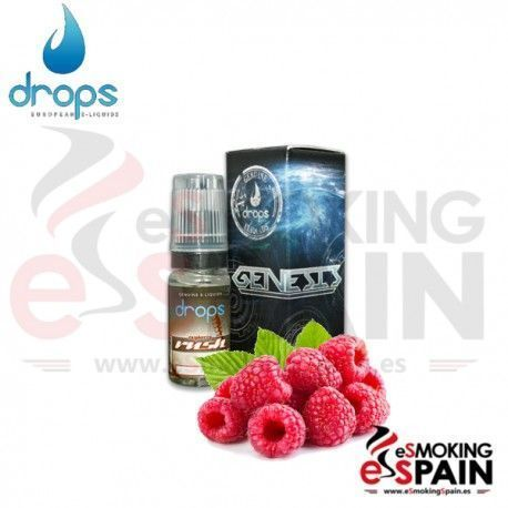 Raspberry Rush Drops 10ml E-Liquid