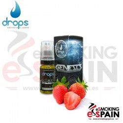 Ultimate strawberry Drops 10ml E-Liquid