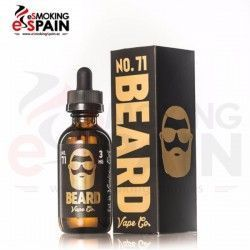 NO.71 Beard Vape Co. 30ml E-Liquid