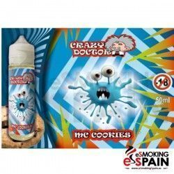 Mc Cookies Crazy Doctor 50ml E-Liquid