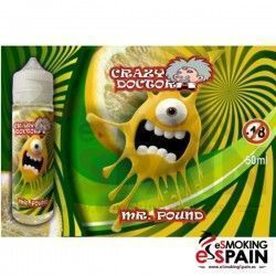 Mr Pound Crazy Doctor 50ml E-Liquid