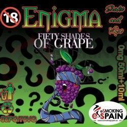 Shades of Grape Enigma Eliquid 50ml E-Liquid