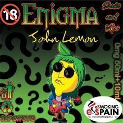 Jhon Lemon Enigma Eliquid 50ml E-Liquid