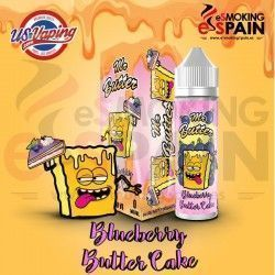 Blueberry Butter Cake Mr. Butter US-VAPING 50ml E-Liquid