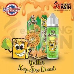 key Lime Donut Mr. Butter US-VAPING 50ml E-Liquid
