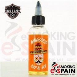 Mangusto Rud & Gud 50ml E-Liquid