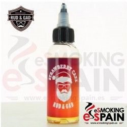 Strawberry Cake Rud & Gud 50ml E-Liquid