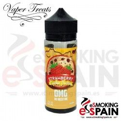 Treats Strawberry Cookie Butter Vaper Treats 100ml E-Liquid