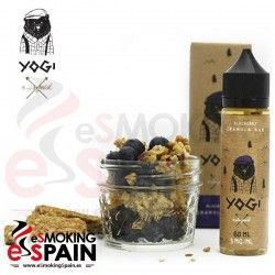 Blueberry Granola Bar Yogi E-Liquid 50ml