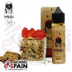 Strawberry Granola Bar  Yogi E-Liquid 50ml