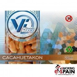 Cacahuetakon VF Glass 20ml E-Liquid