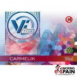 Carmelik VF Glass 20ml E-Liquid