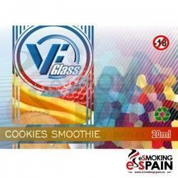 Cookies Smoothie VF Glass 20ml E-Liquid