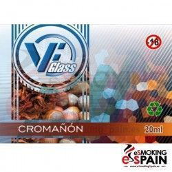 Cromañón VF Glass 20ml E-Liquid