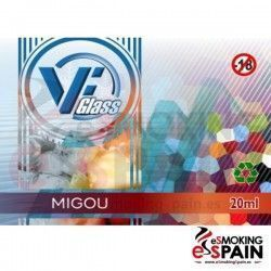 Migou VF Glass 20ml E-Liquid