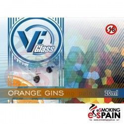Orange Gins VF Glass 20ml E-Liquid