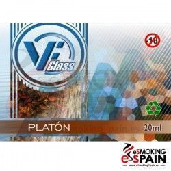 Platón VF Glass 20ml E-Liquid