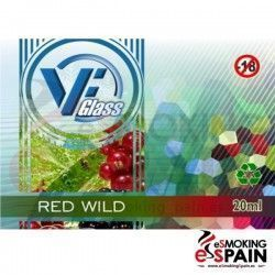 Red Wild VF Glass 20ml E-Liquid