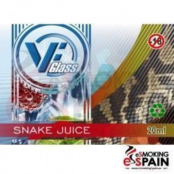 Snake Juice VF Glass 20ml E-Liquid