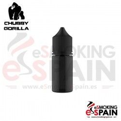 Bote Chubby Gorilla Black 30ml