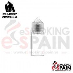 Botella Chubby Gorilla White 30ml