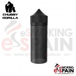 Botella Chubby Gorilla Black 120ml