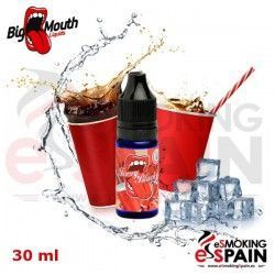 Fizzy Black (Classic) Big Mouth 30ml Aroma